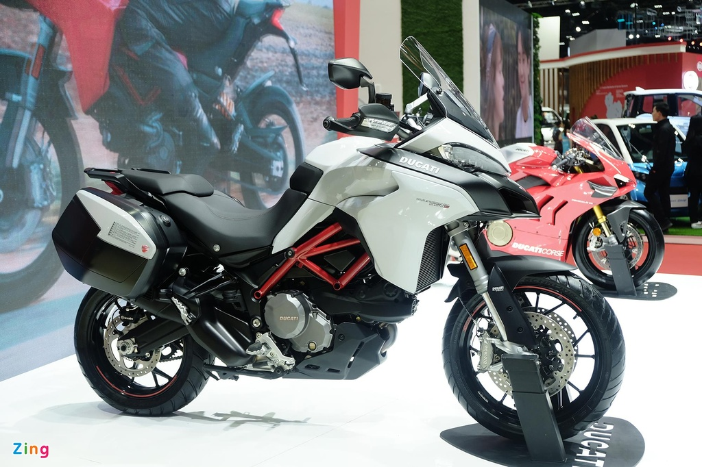 Can canh moto phuot tam trung Ducati Multistrada 950 S hinh anh 3