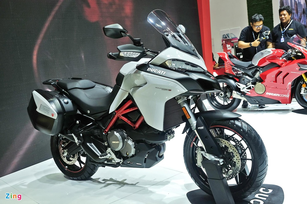 Can canh moto phuot tam trung Ducati Multistrada 950 S hinh anh 10