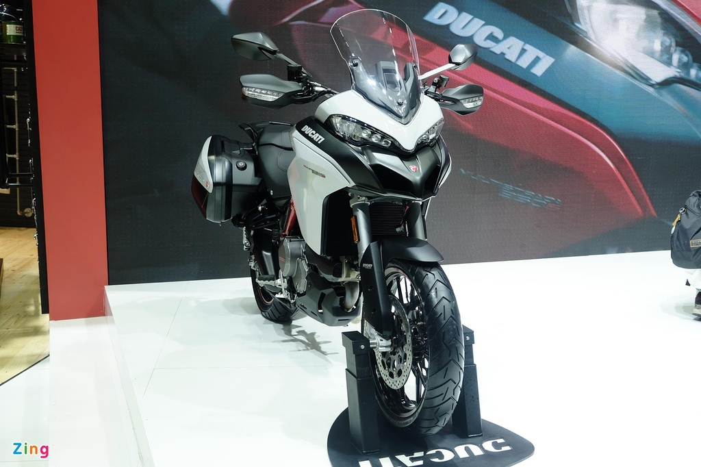 Can canh moto phuot tam trung Ducati Multistrada 950 S hinh anh 5