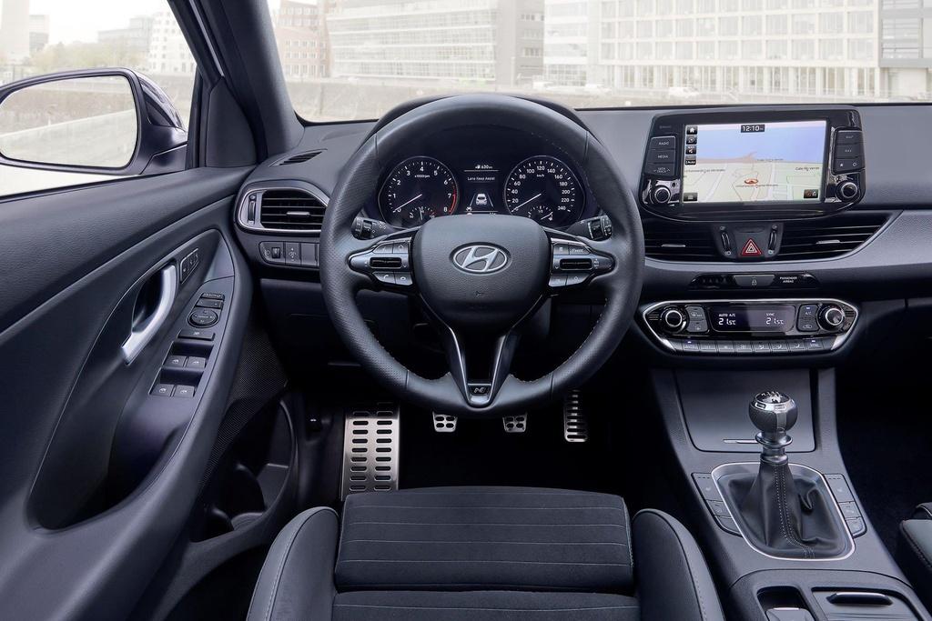 Hyundai i30 tung phien ban the thao N Line, gia tu 27.000 USD hinh anh 4