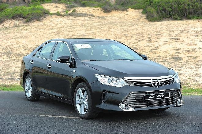 Re hon ca ban cu,  Toyota Camry 2019 co thay doi gi anh 8