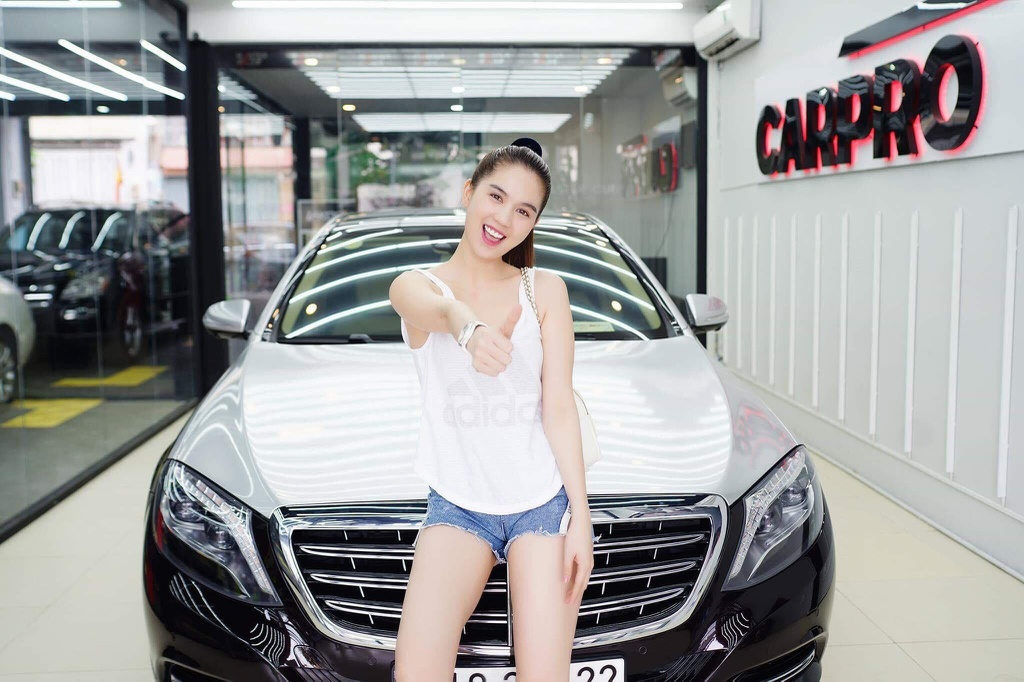 Dam Vinh Hung va nhung tay choi xe sung so trong showbiz Viet hinh anh 3