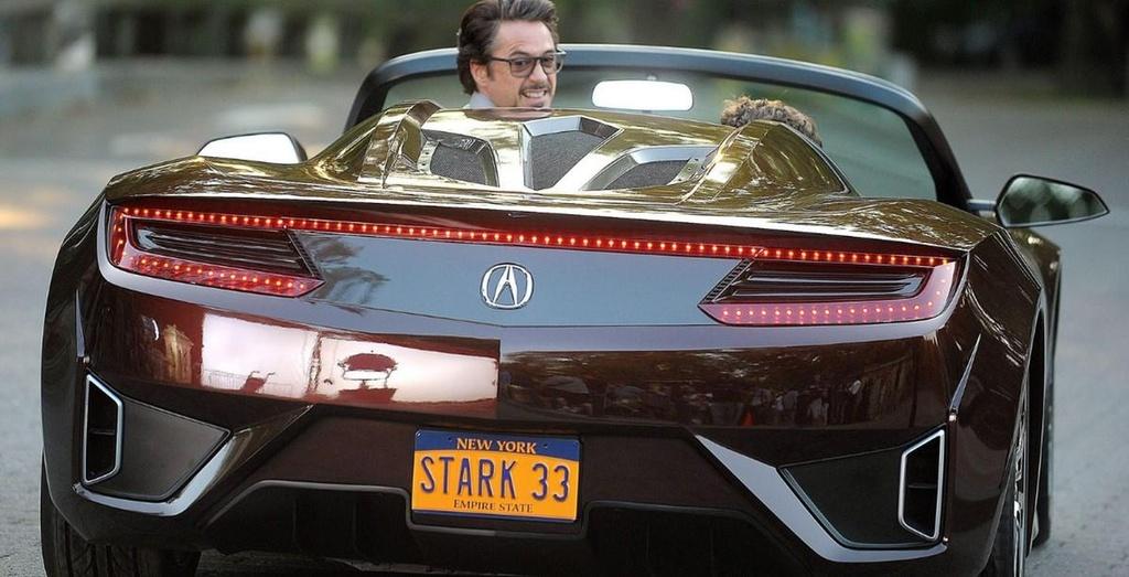 Khong chi tren phim, 'Iron Man' cung so huu hang ta sieu xe o doi that hinh anh 8
