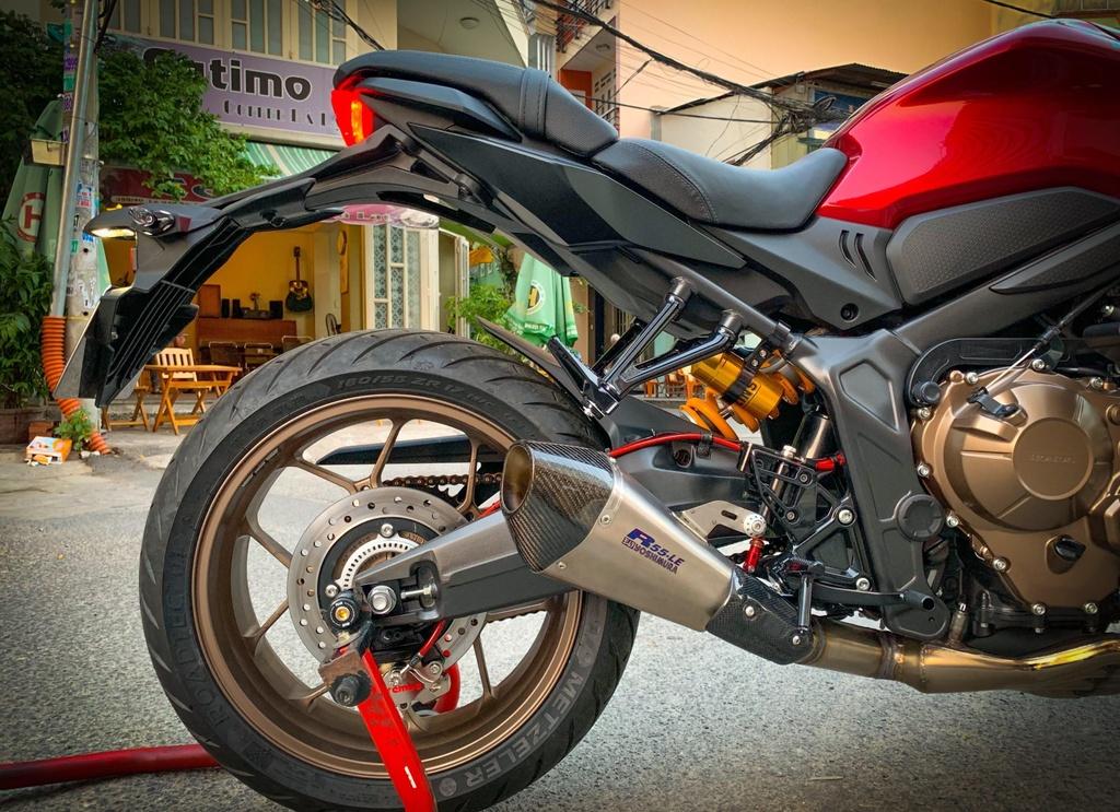 Ve VN chua lau, Honda CB650R da co ban do hang hieu ton tram trieu hinh anh 9