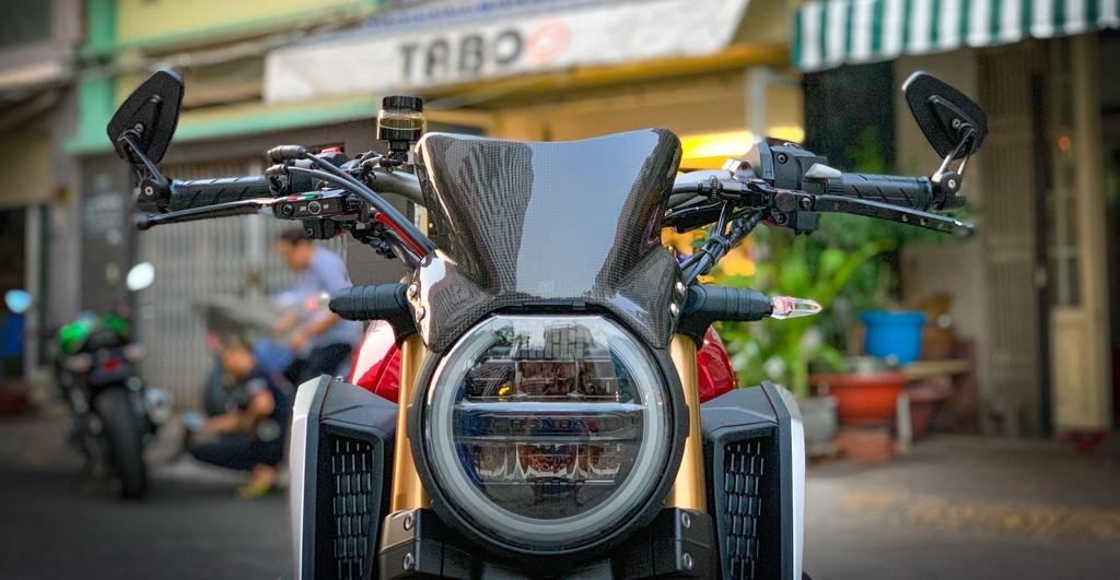Ve VN chua lau, Honda CB650R da co ban do hang hieu ton tram trieu hinh anh 2