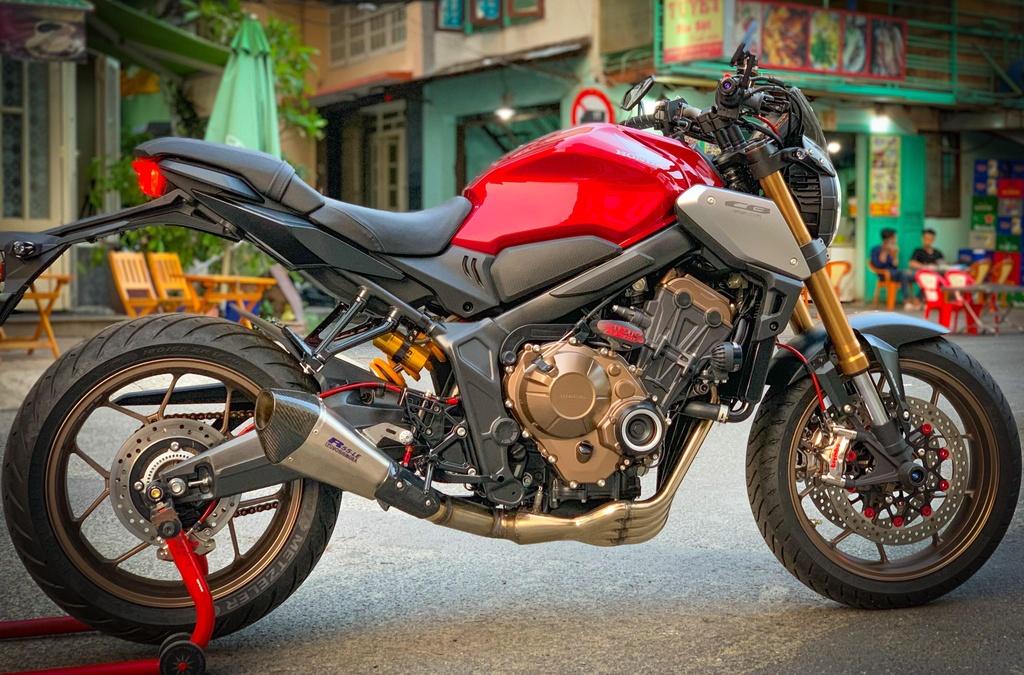 Honda CB650R do tai Sai Gon anh 12