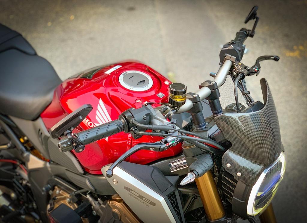 Ve VN chua lau, Honda CB650R da co ban do hang hieu ton tram trieu hinh anh 13