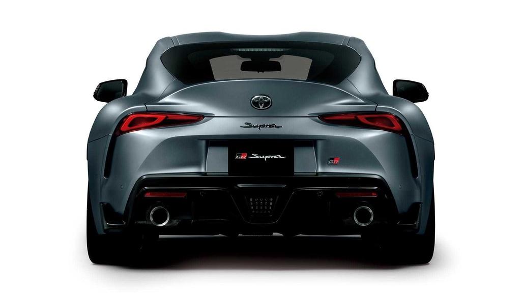 Toyota Supra ban dac biet cho nguoi may man anh 5