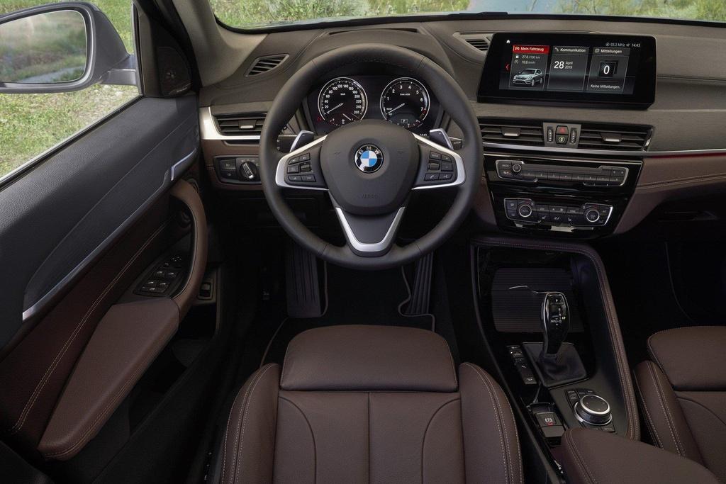 BMW X1 ban nang cap ham ho nhu X7 hinh anh 4