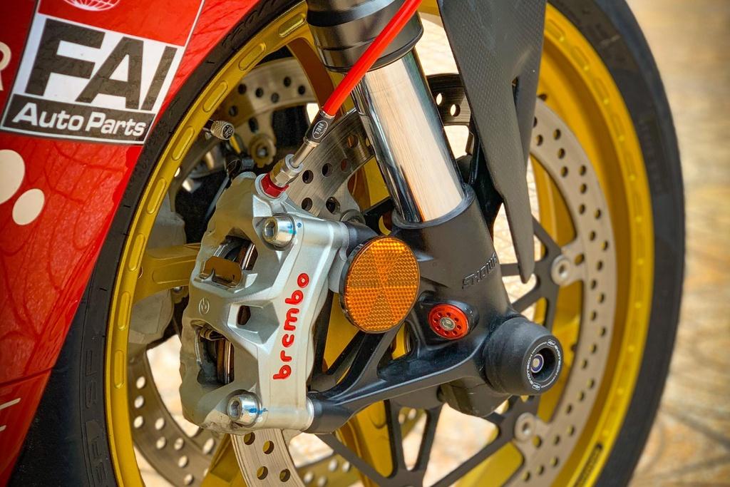 Ducati Panigale V4 do anh 4