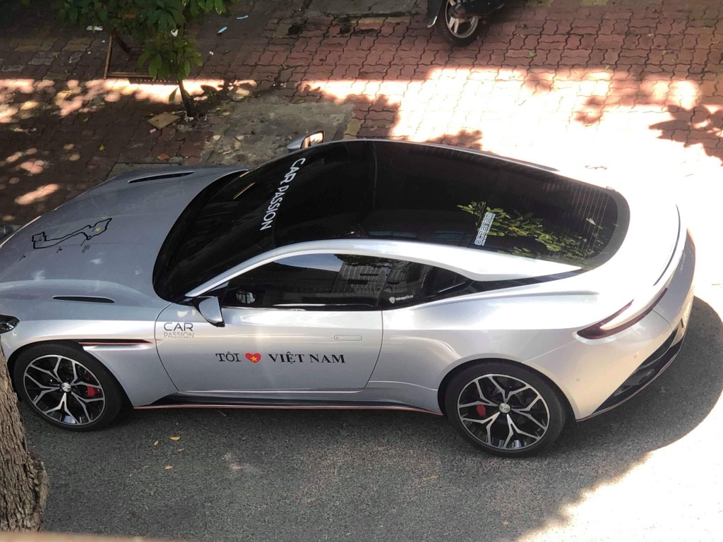 Diem danh nhung sieu xe se tham gia Car Passion 2019 hinh anh 10