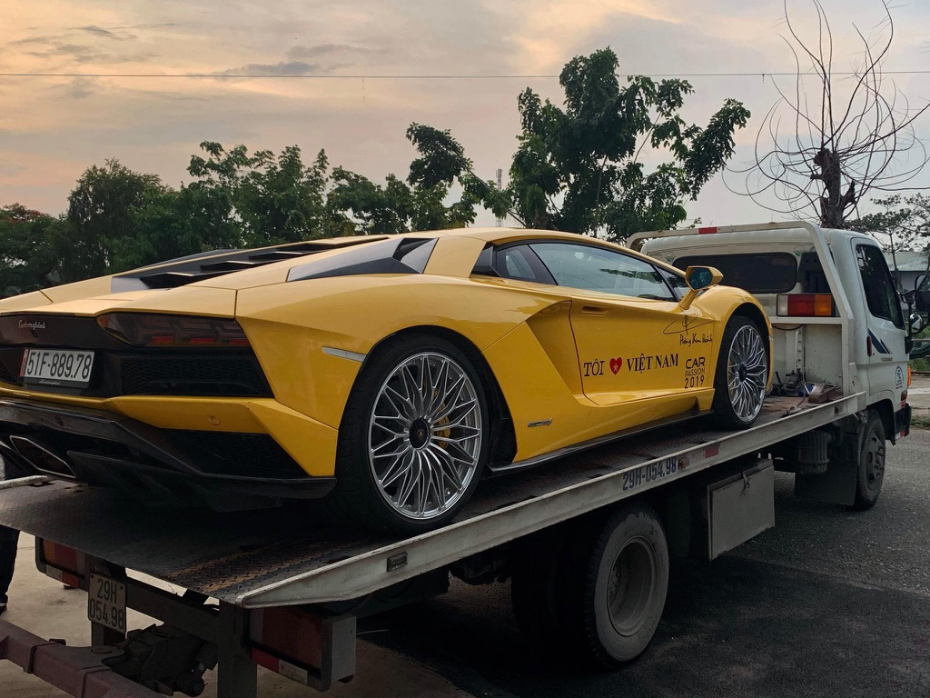 Diem danh nhung sieu xe se tham gia Car Passion 2019 hinh anh 11