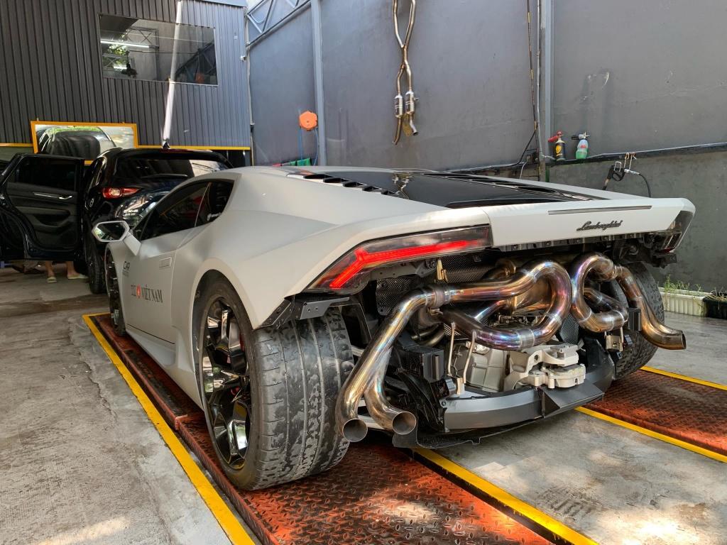Diem danh nhung sieu xe se tham gia Car Passion 2019 hinh anh 14
