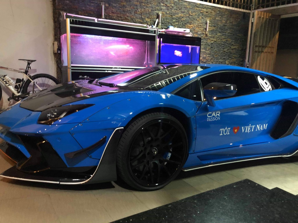 Diem danh nhung sieu xe se tham gia Car Passion 2019 hinh anh 9