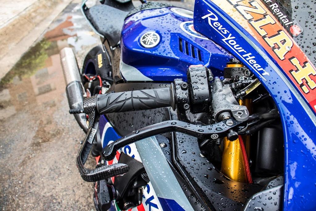 Yamaha R1 do phong cach xe dua tai Sai Gon hinh anh 6