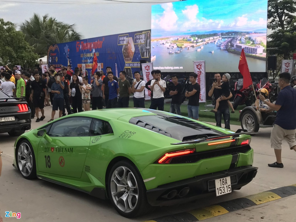 Car Passion 2019 den Ha Long anh 4