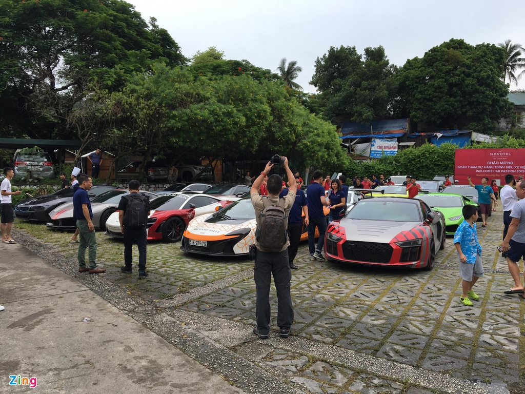 Car Passion 2019 den Ha Long anh 1