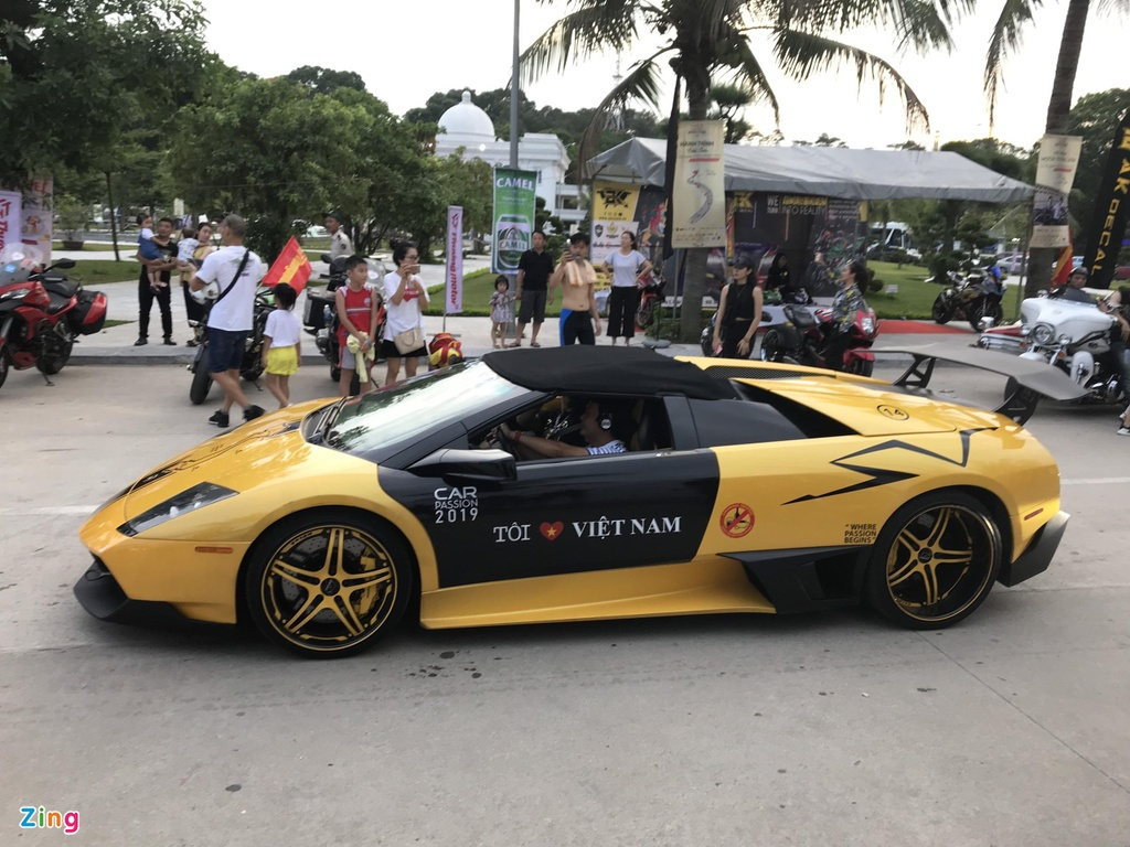 Car Passion 2019 den Ha Long anh 3
