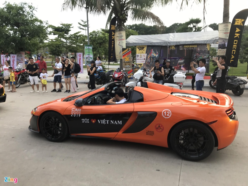 Car Passion 2019 den Ha Long anh 5