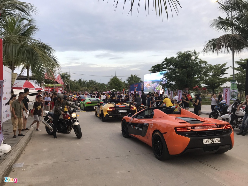 Car Passion 2019 den Ha Long anh 9