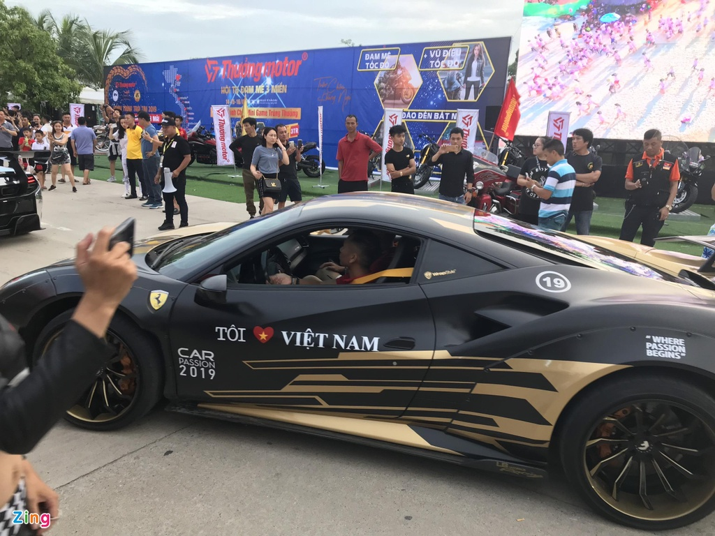 Car Passion 2019 den Ha Long anh 7