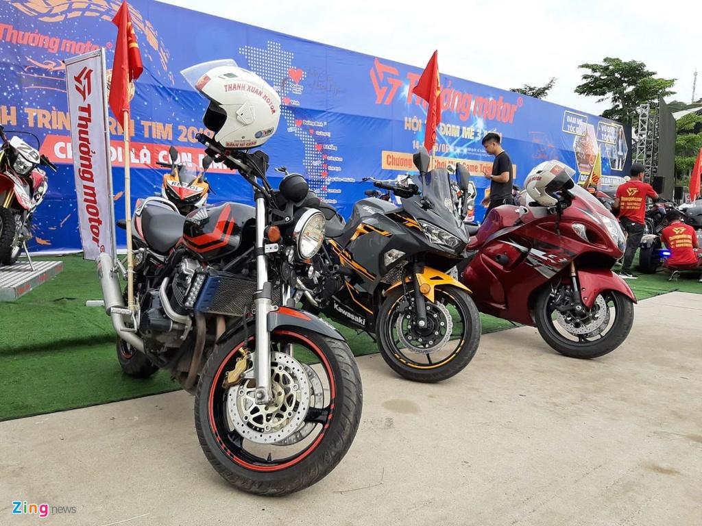 Dai hoi moto 2019 - co so luong nhung thieu chat luong hinh anh 3