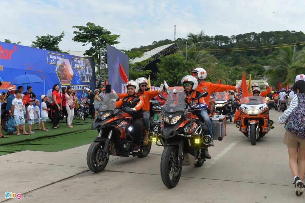 Dai hoi moto 2019 - co so luong nhung thieu chat luong hinh anh 1