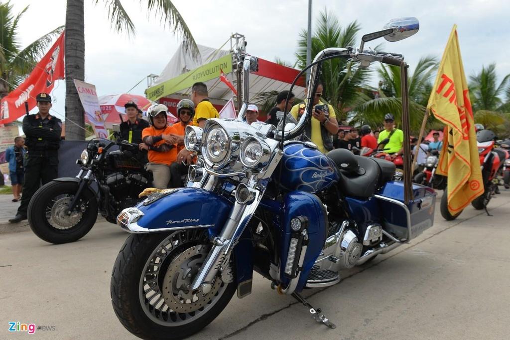 Dai hoi moto 2019 - co so luong nhung thieu chat luong hinh anh 2