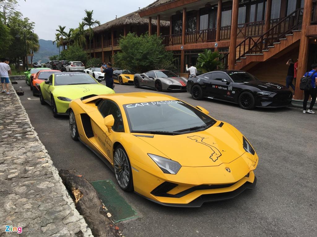 Lamborghini Aventador S - sieu xe dat gia nhat Car Passion 2019 hinh anh 11