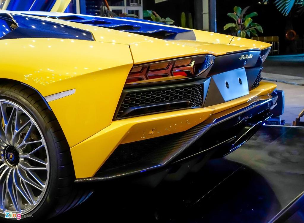 Lamborghini Aventador S - sieu xe dat gia nhat Car Passion 2019 hinh anh 9