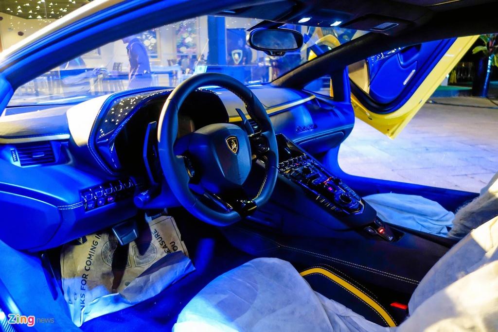 Lamborghini Aventador S - sieu xe dat gia nhat Car Passion 2019 hinh anh 10