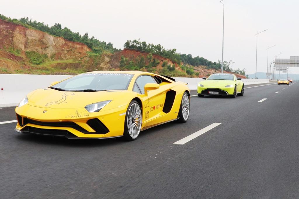 Lamborghini Aventador S tai xuat anh 5