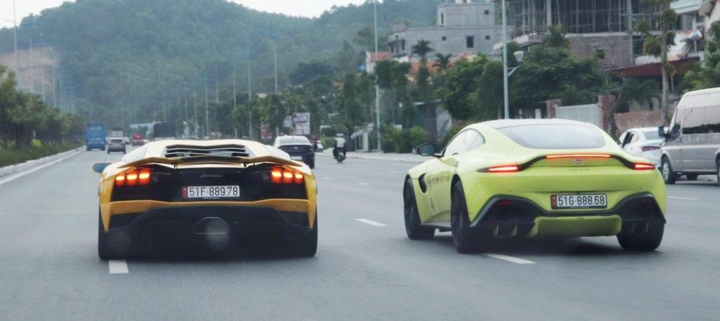 Lamborghini Aventador S tai xuat anh 4