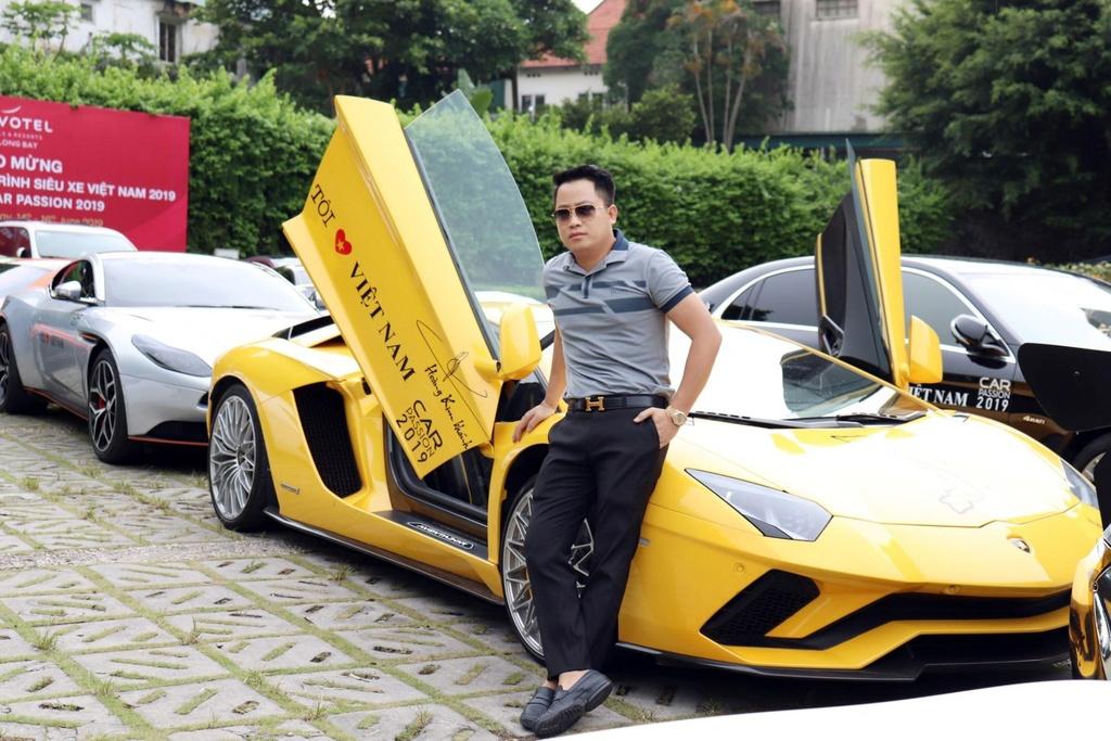 Lamborghini Aventador S tai xuat anh 7