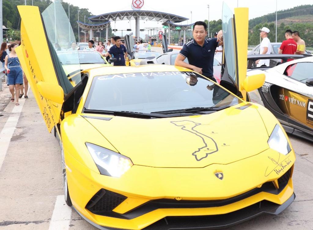 Lamborghini Aventador S tai xuat anh 1