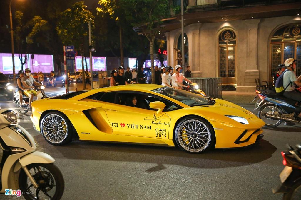 Lamborghini Aventador S - sieu xe dat gia nhat Car Passion 2019 hinh anh 8