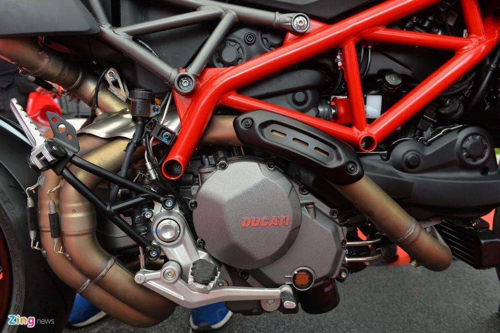 Chi tiet cao cao do thi Ducati Hypermotard 950 gia 460 trieu hinh anh 12