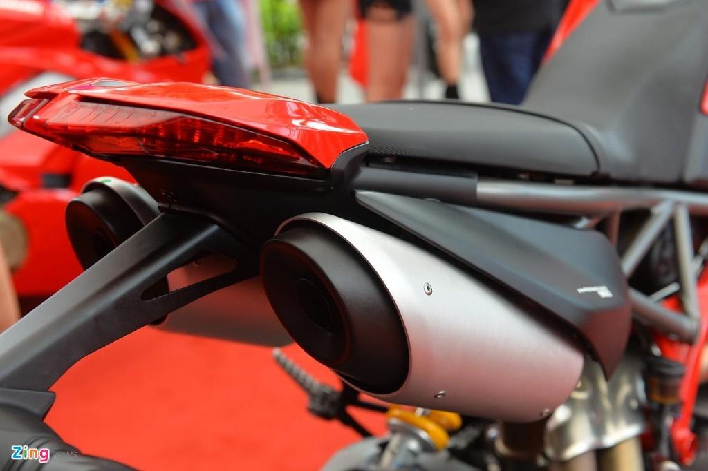 Chi tiet cao cao do thi Ducati Hypermotard 950 gia 460 trieu hinh anh 6