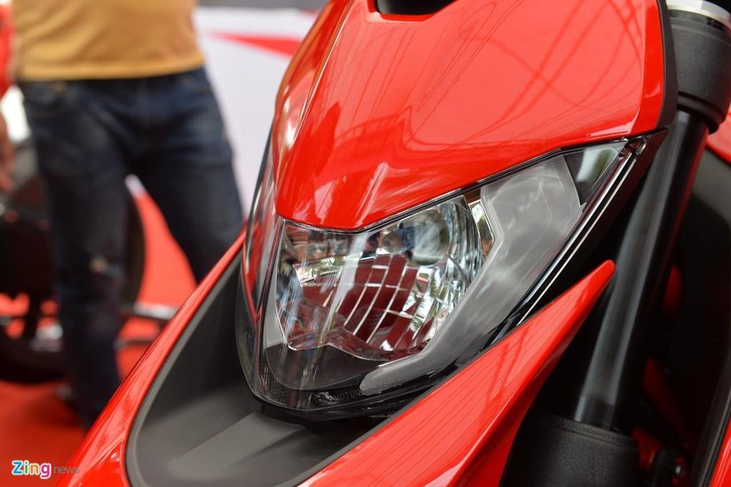 Chi tiet cao cao do thi Ducati Hypermotard 950 gia 460 trieu hinh anh 7