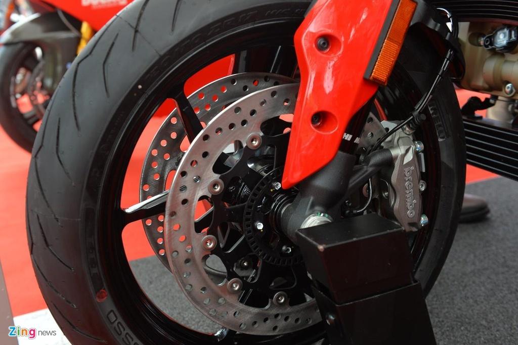 Chi tiet cao cao do thi Ducati Hypermotard 950 gia 460 trieu hinh anh 8