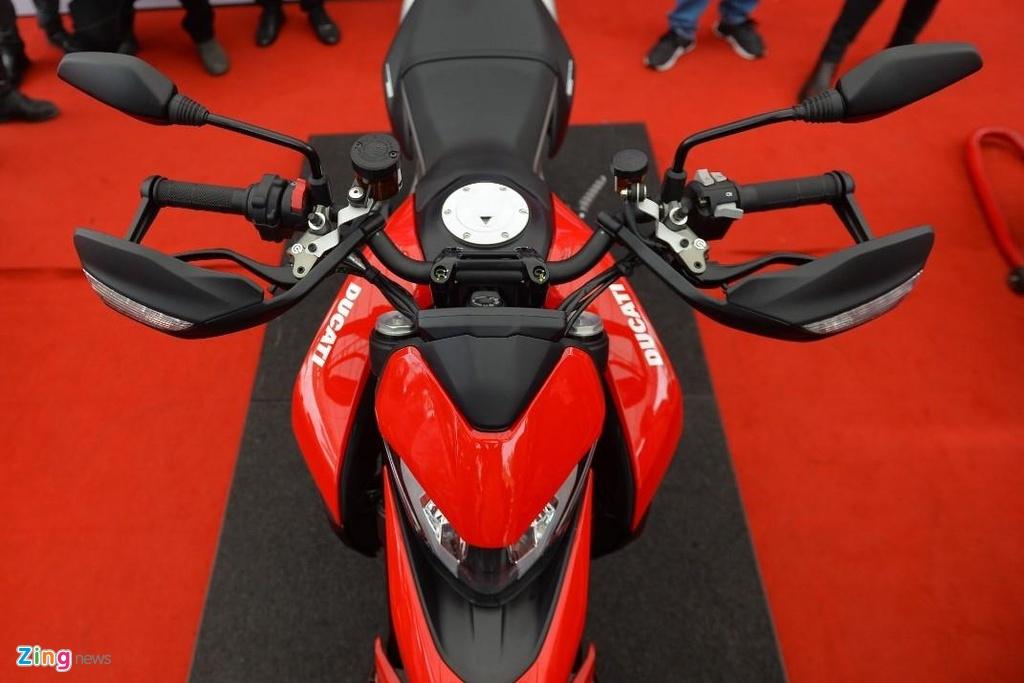 Chi tiet cao cao do thi Ducati Hypermotard 950 gia 460 trieu hinh anh 4