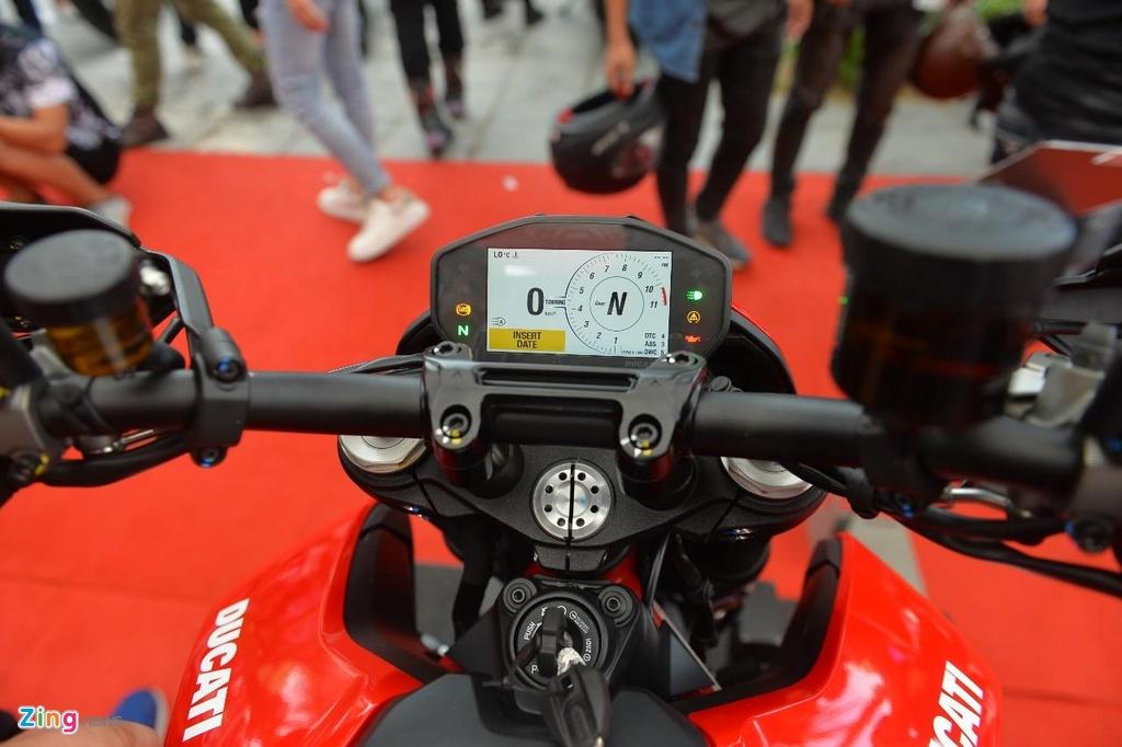 Chi tiet cao cao do thi Ducati Hypermotard 950 gia 460 trieu hinh anh 11