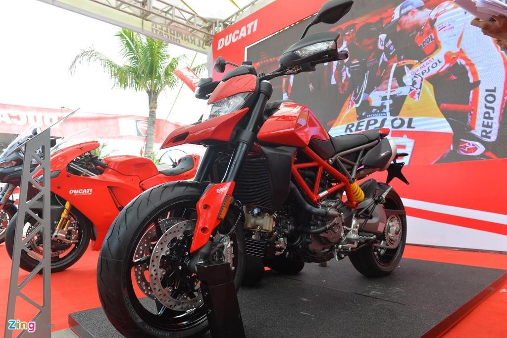 Chi tiet cao cao do thi Ducati Hypermotard 950 gia 460 trieu hinh anh 2