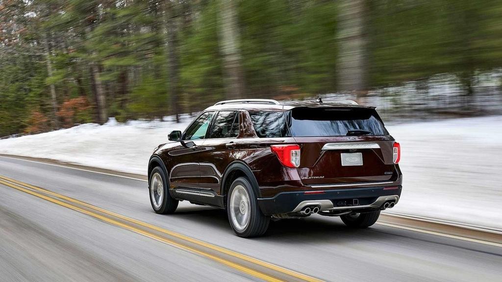Ford Explorer da thay doi nhu the nao sau 28 nam ton tai? hinh anh 14