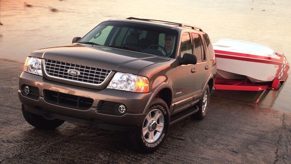 Ford Explorer da thay doi nhu the nao sau 28 nam ton tai? hinh anh 7