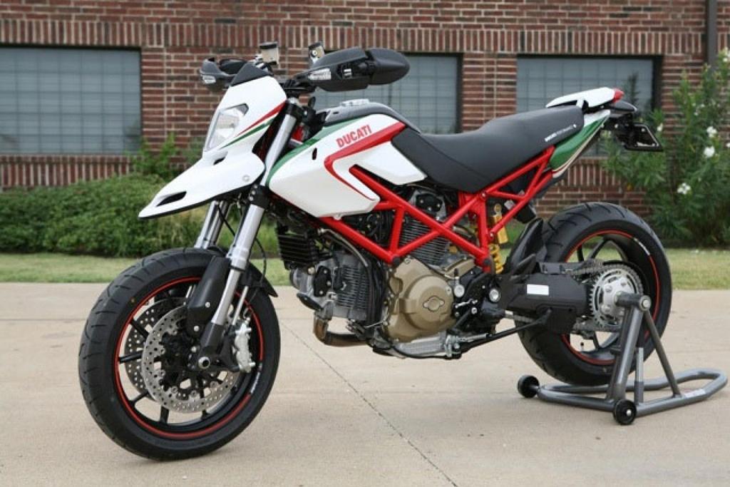 Lich su dong xe Ducati Hypermotard anh 8