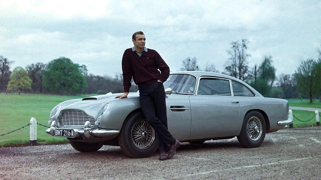 'Ban sao' sieu xe cua 007 James Bond co gia toi 6 trieu USD hinh anh 7