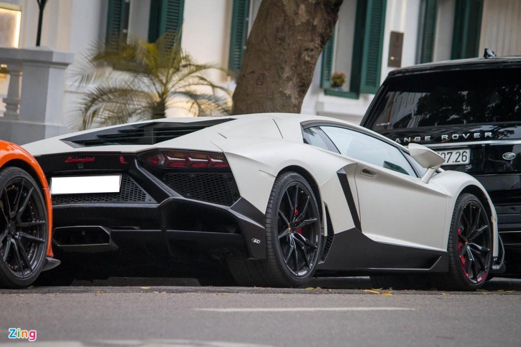 Thuc hu Lamborghini Aventador ban gioi han 100 chiec xuat hien tai VN hinh anh 5
