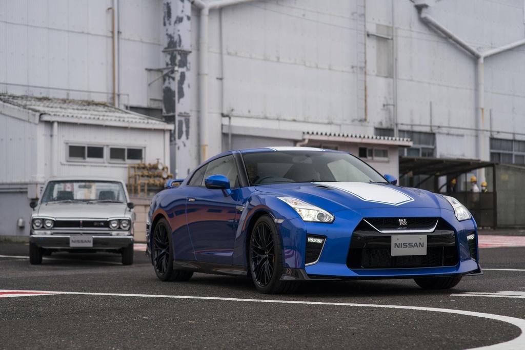 Nissan GT-R ban ky niem 50 nam, dat hon ban toi tieu chuan 20.000 USD hinh anh 2