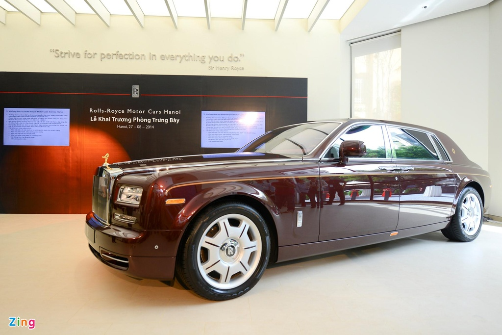 Rolls-Royce cua Le Thanh Than anh 3